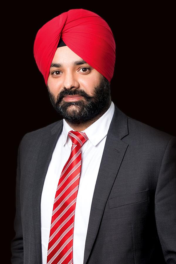 Gursharan Dhaliwal